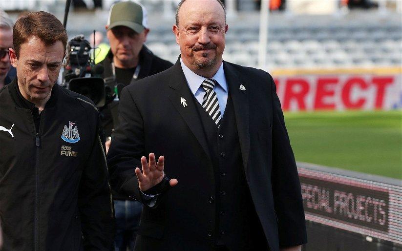 Image for News: Takeover group digesting Rafa Benitez news