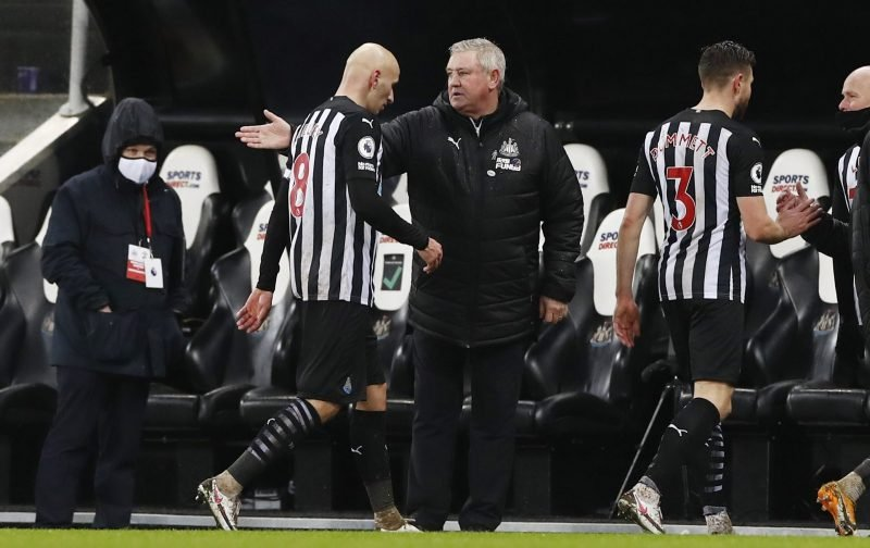 News: Jonjo Shelvey could have left Newcastle United