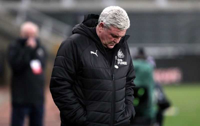 News: Steve Bruce criticises his own players