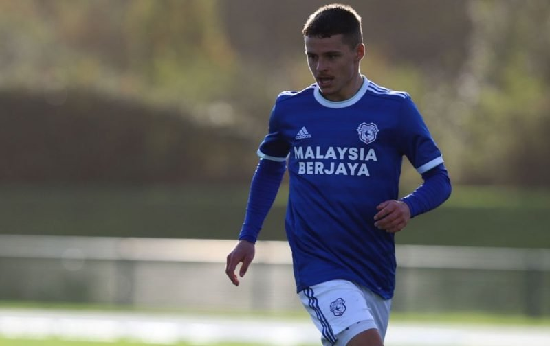 Report: Newcastle Miss Out on Cardiff Starlet Kieron Evans