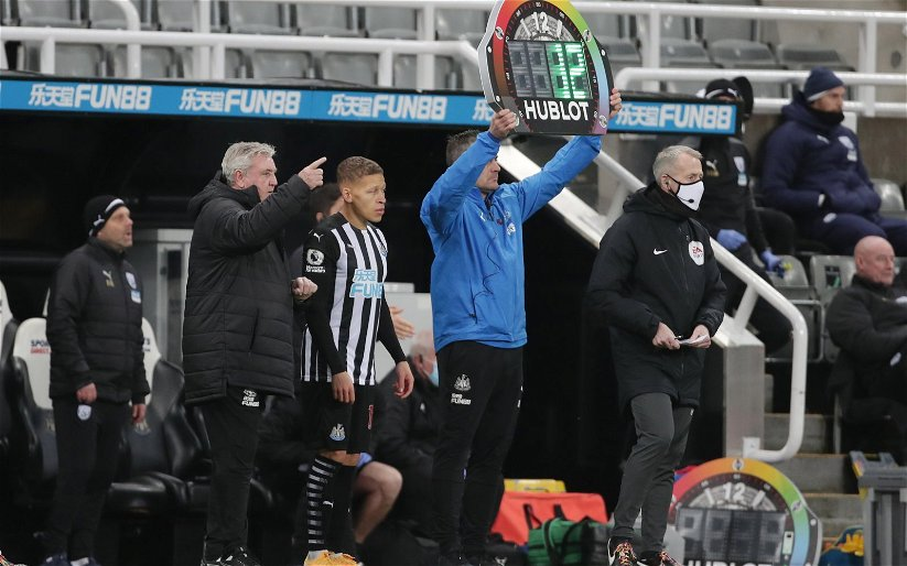Image for News: Noel Whelan shocked at Dwight Gayle contract