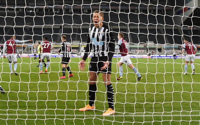 Image for News: Alan Shearer expresses doubts about Dwight Gayle's role