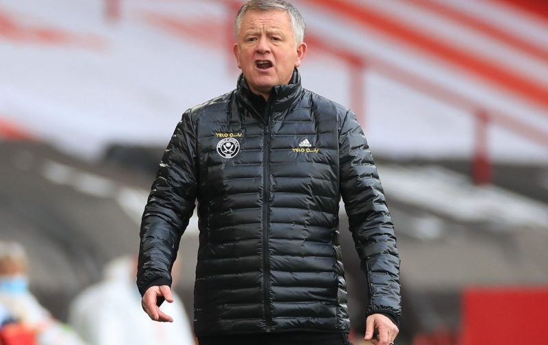 News: Chris Wilder was considered by Newcastle United in 2019