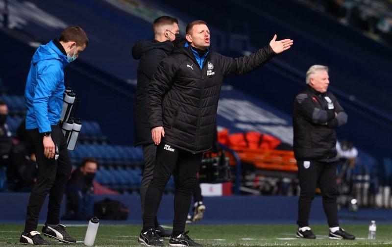 News: Graeme Jones expected to return to Newcastle United
