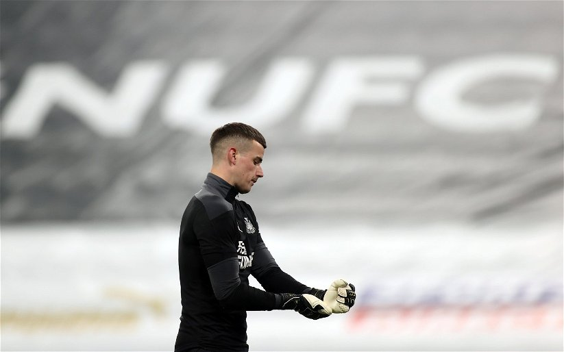 Image for News: Karl Darlow could look to leave this summer, according to Paul Robinson
