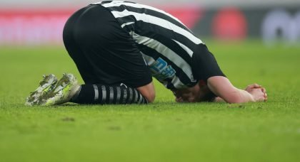 News: Matt Ritchie has been unhappy for a while