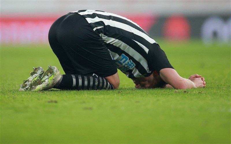 Image for Pundit: Newcastle Draw 'punishing' to Watch