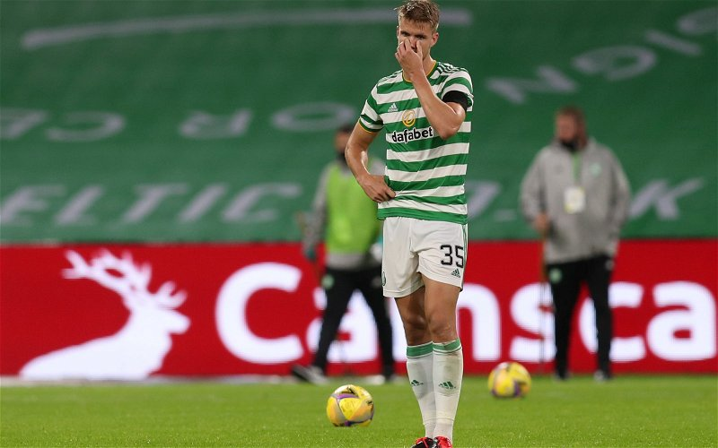 Image for Transfer news: Norwich City could make a strong play for Kristoffer Ajer