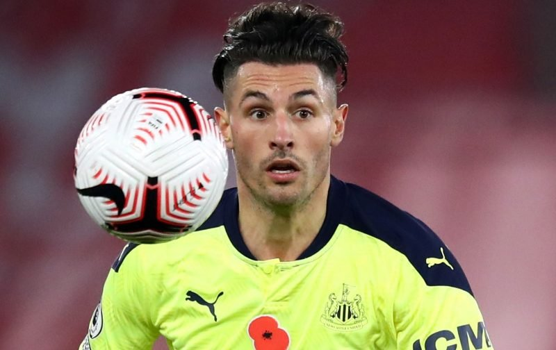 News: Newcastle could look to extend Fabian Schar's deal