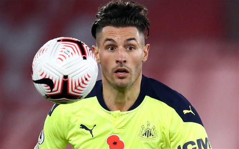 Image for News: Newcastle could look to extend Fabian Schar's deal