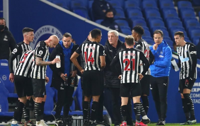 News: Some Newcastle United players thought Steve Bruce had been sacked