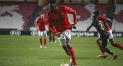 News: Newcastle keen on Benfica Full-back Nuno Tavares