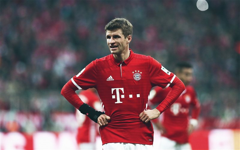 Image for News: Thomas Muller Admits English Dialect Struggle