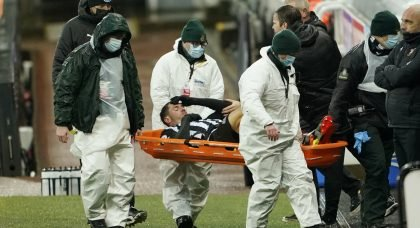 Newcastle injury news: Fabian Schar making good progress on injury front