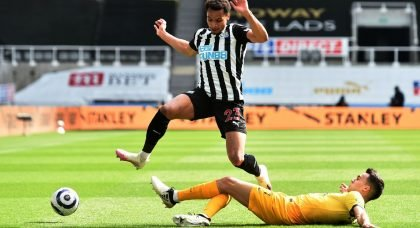 News: Steve Bruce wants new deal for Jacob Murphy