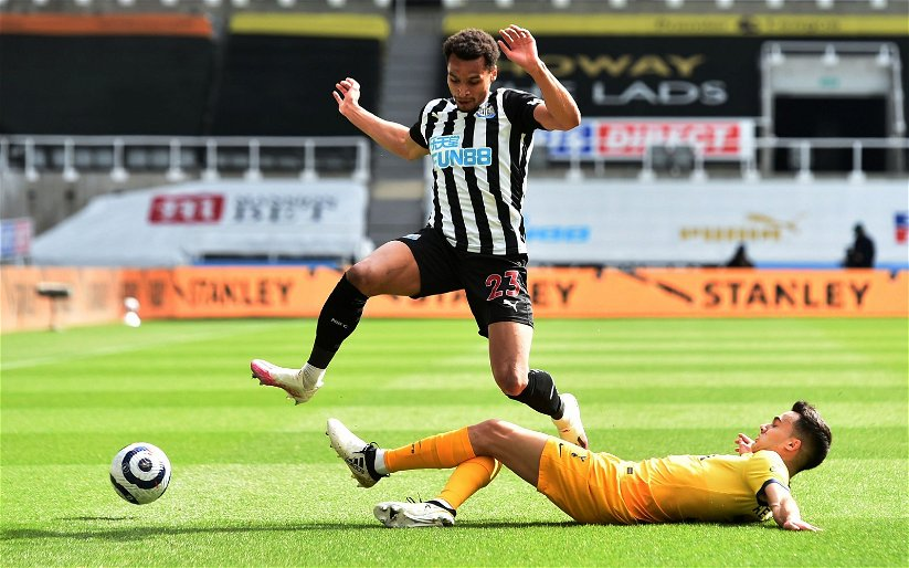 Image for News: Steve Bruce wants new deal for Jacob Murphy