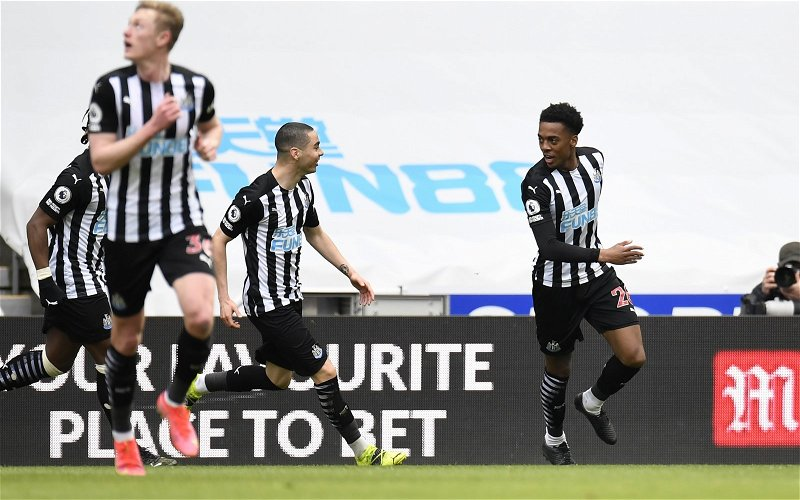 Image for News: Joe Willock loan could help free up more transfer funds