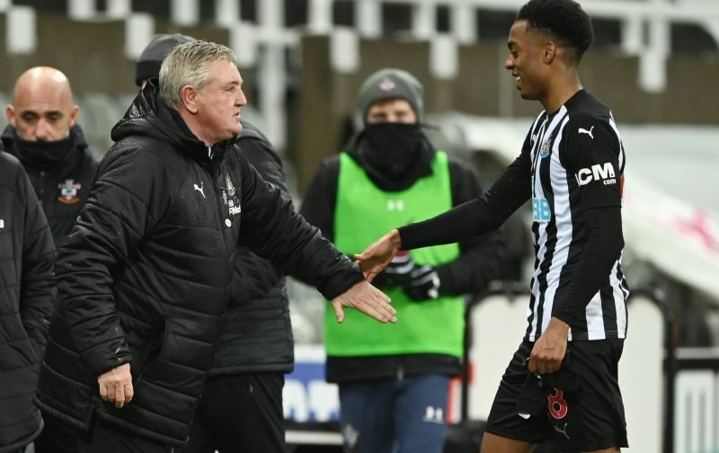 Newcastle transfer news: Joe Willock wants permanent move from Arsenal