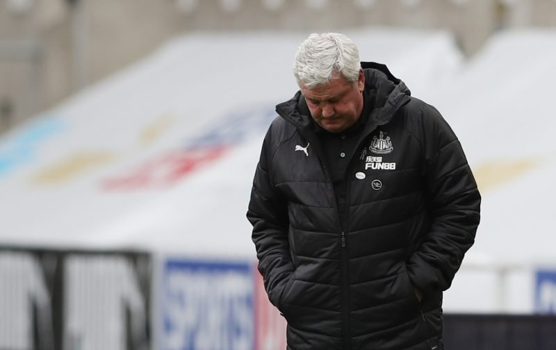 News: Steve Bruce wanted to stay at Newcastle to right season's wrong