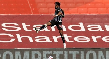 News: Allan Saint-Maximin could leave Newcastle United this summer