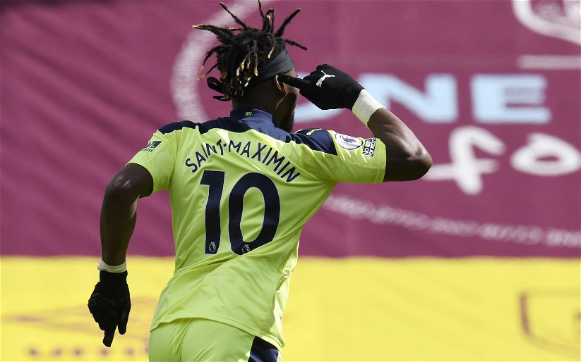 Image for News: Allan Saint-Maximin tipped to punish West Ham again