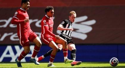 News: Sean Longstaff praises Newcastle's team spirit