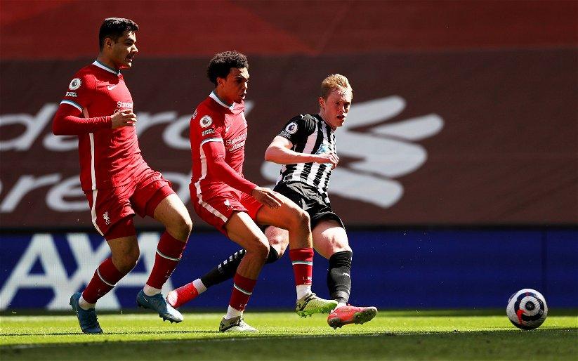 Image for News: Sean Longstaff praises Newcastle's team spirit