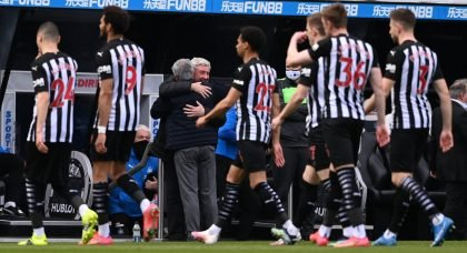 News: Steve Bruce worked on new shape over international break