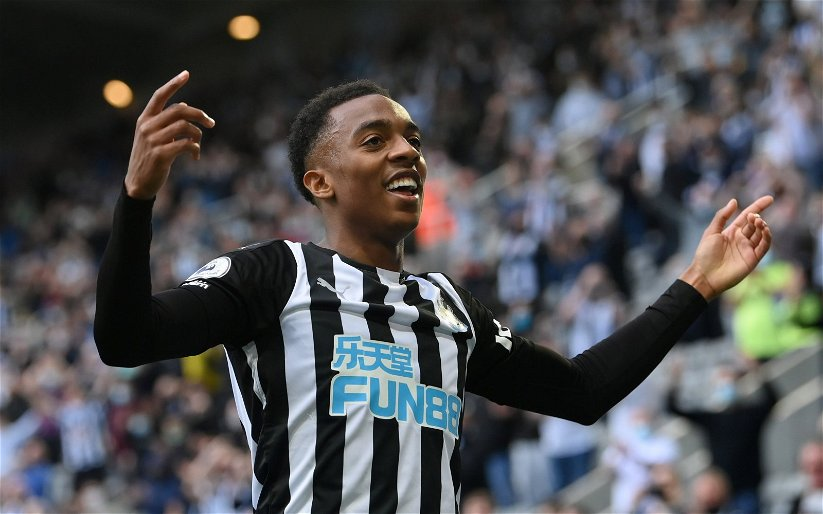Image for News: Newcastle United increasingly confident of signing Joe Willock this summer