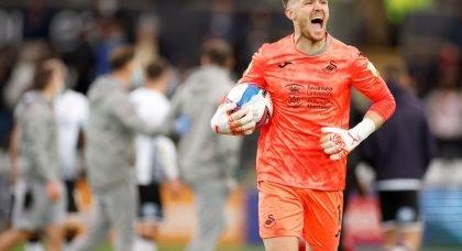 Transfer news: More clubs keen on Freddie Woodman