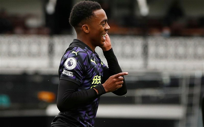 Image for Transfer news: Newcastle United will try to sign Joe Willock despite Arteta comments