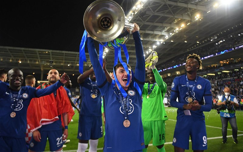 Image for Transfer news: Newcastle would love to sign Billy Gilmour