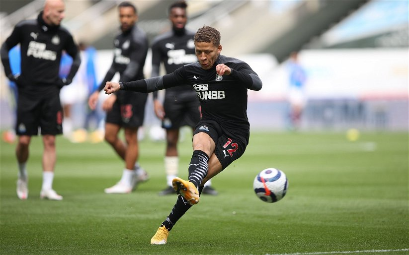 Image for Transfer news: Lee Ryder shares Dwight Gayle insight