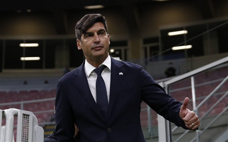Image for News: Prospective Newcastle owners considered Paulo Fonseca