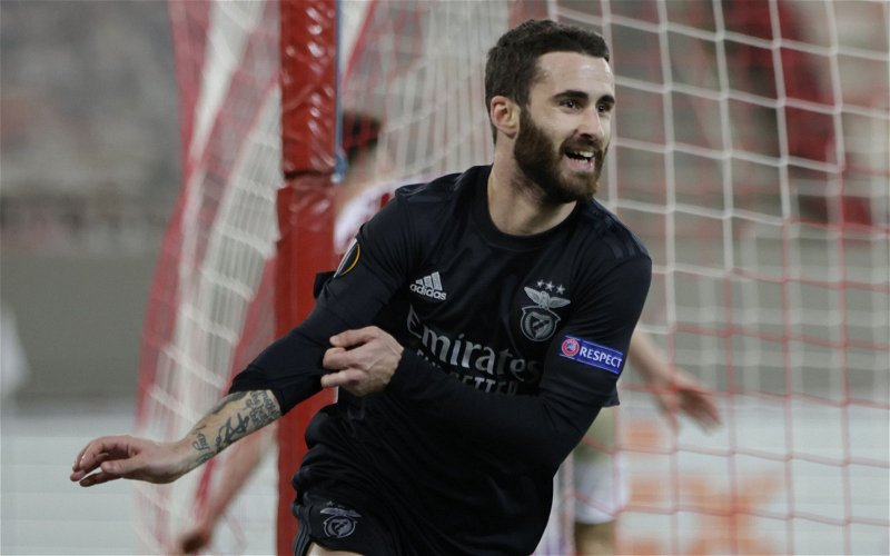 Image for Transfer news: Rafa Silva talks opened with English clubs; Newcastle a priority