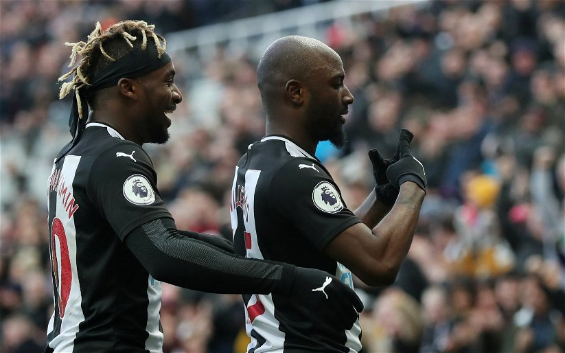 Image for News: Jetro Willems opens up on Allan Saint-Maximin