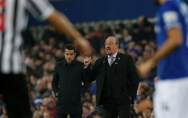 News: Rafa Benitez reveals Newcastle United contact
