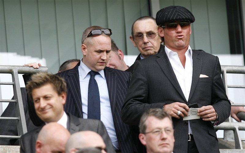 Image for News: Simon Jordan reveals he's told Steve Bruce to quit Newcastle United