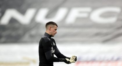 News: Karl Darlow could make first-team return after COVID battle