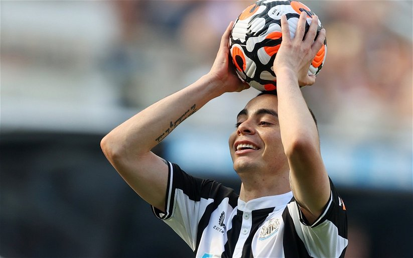 Image for Team News: Miguel Almiron cleared to play against Manchester United