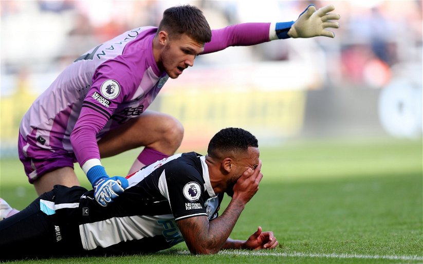 Image for News: Double injury blow emerges for Newcastle United