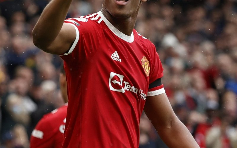 Image for Transfer News: Newcastle United make Anthony Martial approach
