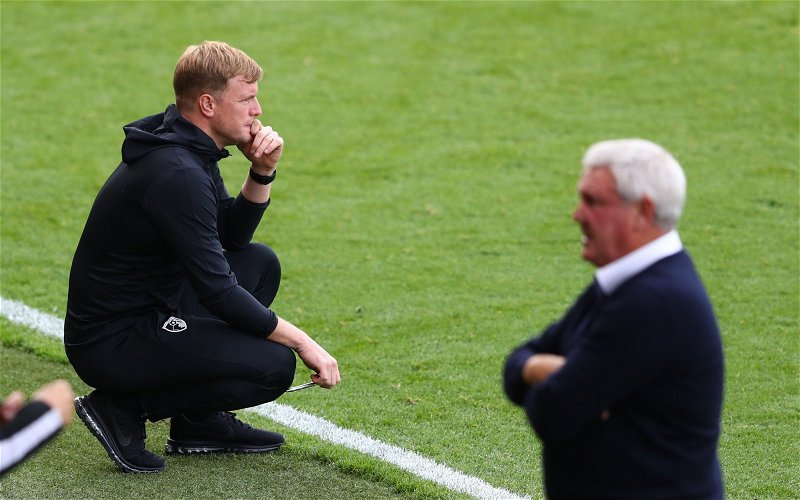 Image for News: Eddie Howe won't push for Newcastle job despite takeover