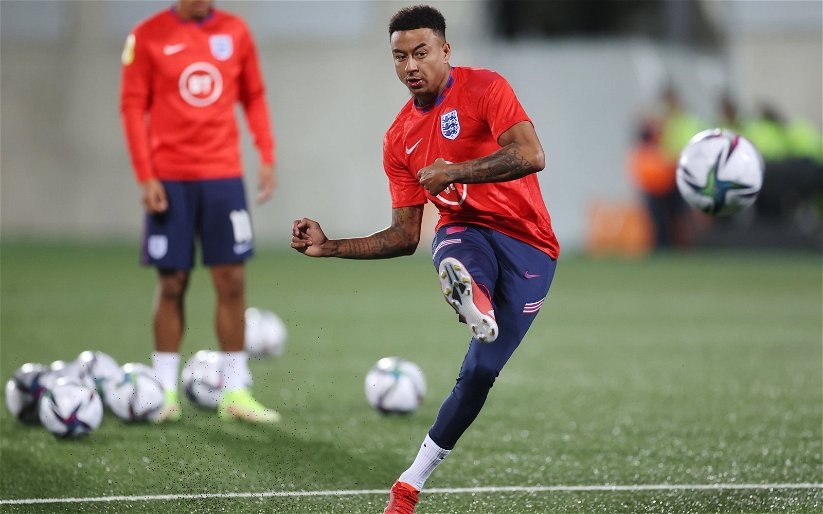 Image for Transfer News: Jesse Lingard could be available for £15m