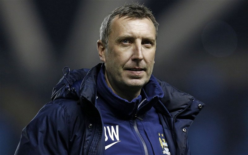 Image for News: Jason Wilcox backed for Newcastle United role