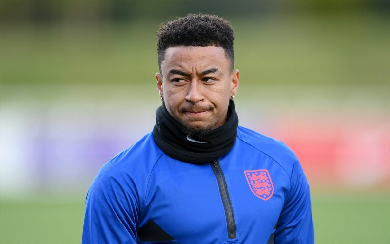 Image for Transfer News: Jesse Lingard discussed as potential takeover target